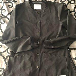 Skechers Button down scrub jacket